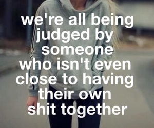 haha, haters, and judge image