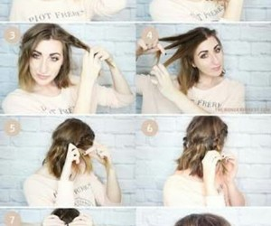 hairstyle for short hair image