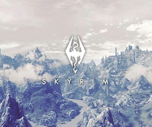 skyrim and wallpaper image