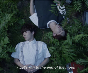 aesthetic, quotes, and exo image