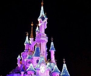 chateau and disney image