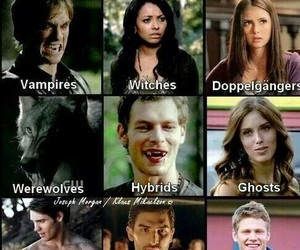 tvd, vampire, and the vampire diaries image