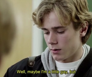 skam, gay, and isak image