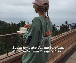 broken, quotes, and miss u image