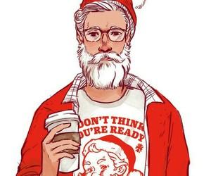 cristmas and santa claus image