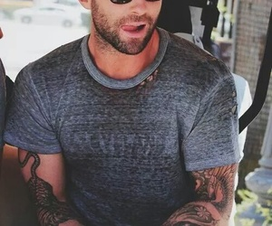 adam levine, sexy, and Hot image