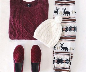 christams, fashion, and cute image