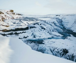 beautiful, sun, and iceland image
