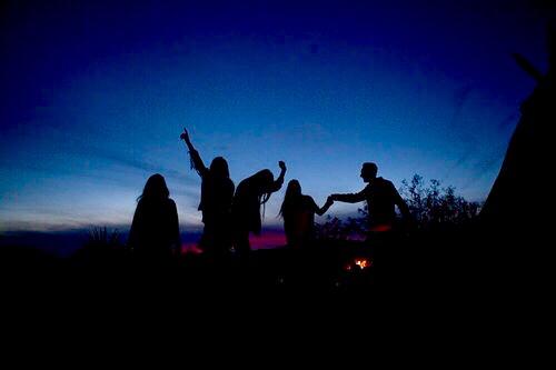 night, friends, and alternative image