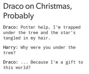 christmas, drago, and gift image