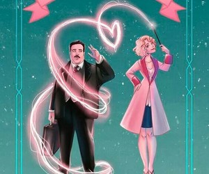 queenie, jacob, and fantastic beasts image