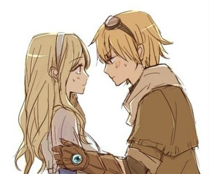 lux, league of legends, and ezreal image