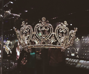 beauty, glamour, and crown image