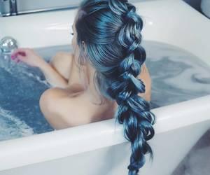 fashion, mermaid, and model image