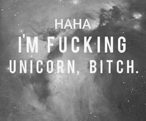 blackandwhite, unicorn, and unicorn blackandwhite image