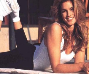 cindy crawford, happy, and model image