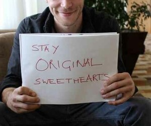 fans, tvd, and heart image