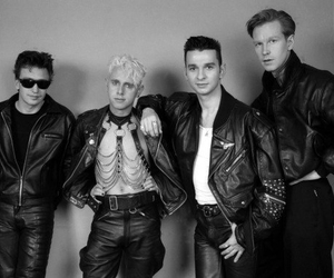 band, depeche mode, and indie image