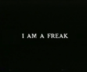 freak and quote image