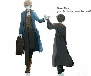 hp, newt, and jps image