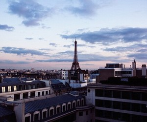 paris, pretty, and city image