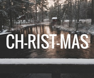 beautiful, christmas, and snow image