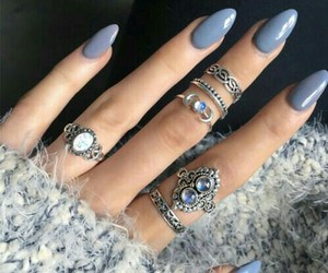 accessories, jewelry, and mani image