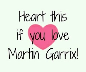 heart and martin garrix image