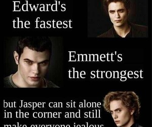 edward, jasper, and emmett image