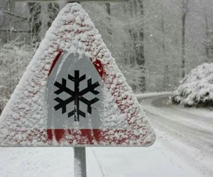 Croatia, winter, and snow image