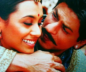 bollywood, couple, and indian image