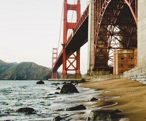 bridge, san francisco, and photography image