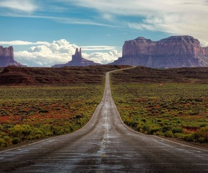 arizona, mountains, and nature image