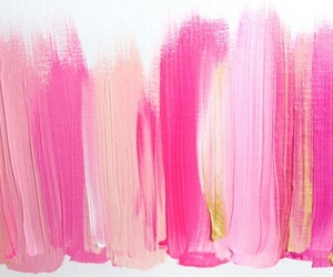 pink, colors, and art image