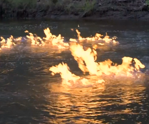 fire, theme, and water image