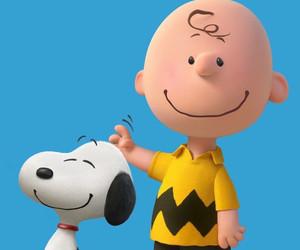 beagle, charlie brown, and dog image
