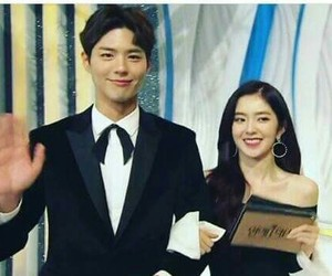 irene and park bogum image