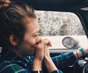 car, gay, and girl image