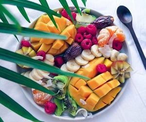 fruit, healthy, and vegan image