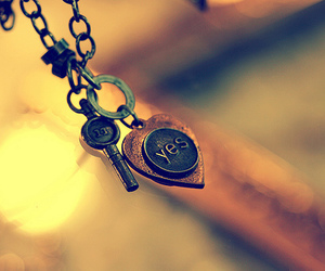 heart, key, and cute image
