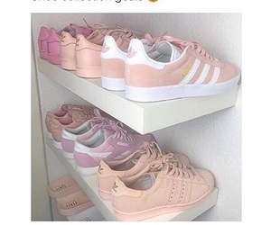 adidas, goals, and pink image