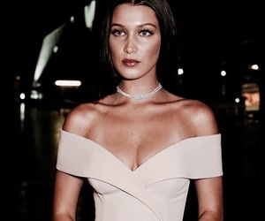 bella hadid, beauty, and model image