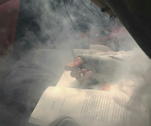 cogarette and smoke image