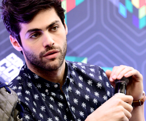 matthew daddario, handsome, and the mortal instruments image