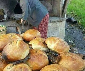 farmer, turkey, and ekmek image