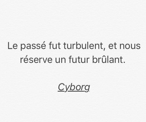 amour, citation, and nekfeu image