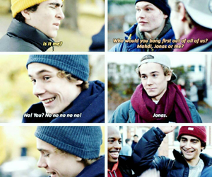 friendship, jonas, and skam image