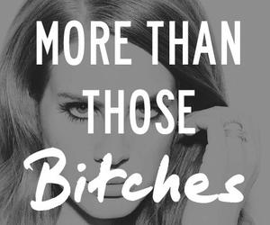 lana del rey, bitch, and quote image
