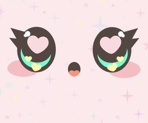 kawaii, pink, and wallpaper image