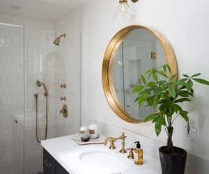 bathroom, design, and style image